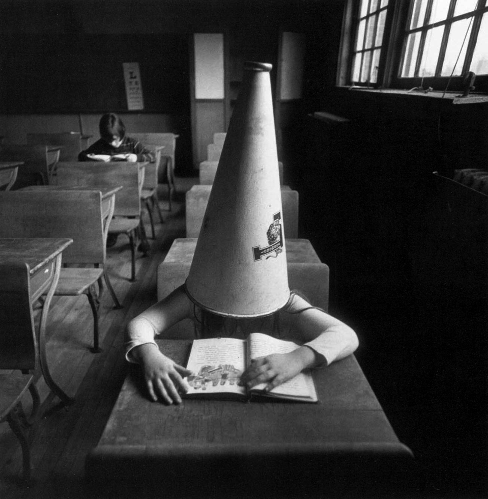 Being a dunce is sometimes the thing we need to succeed!